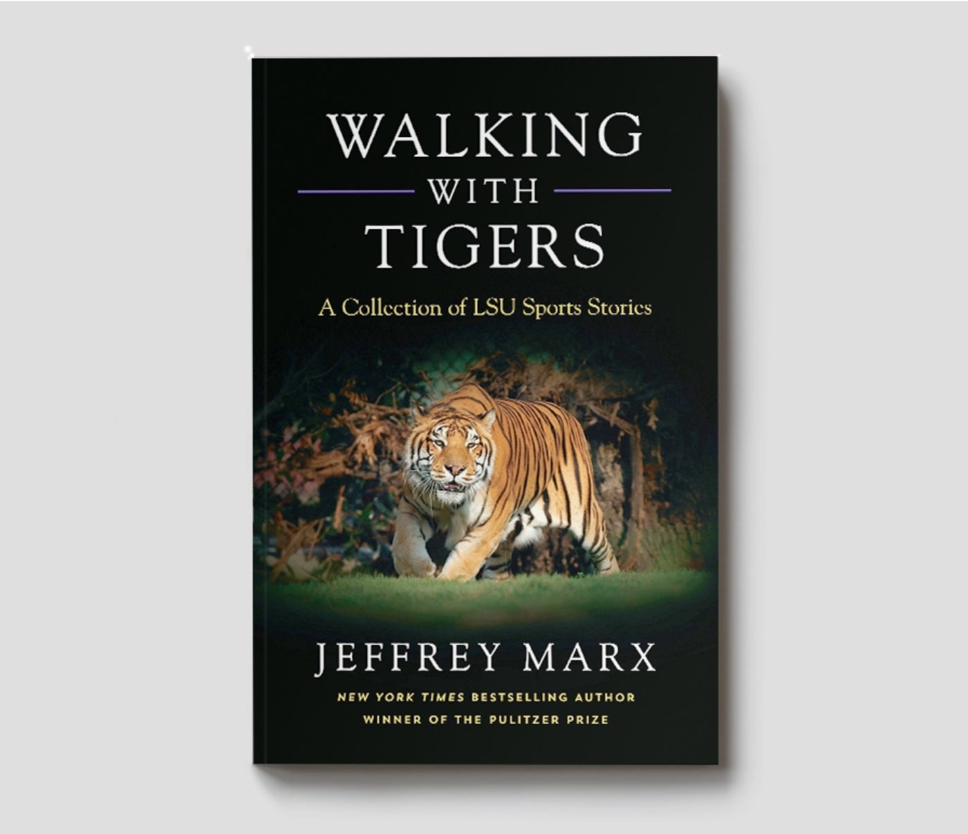 Walking with Tigers
